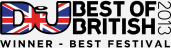DJ Best of British logo