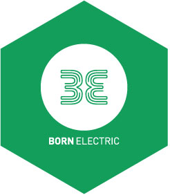 Global Freight Depot: Born Electric