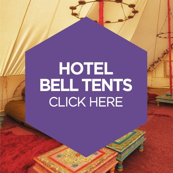 Hotel Bell Tents