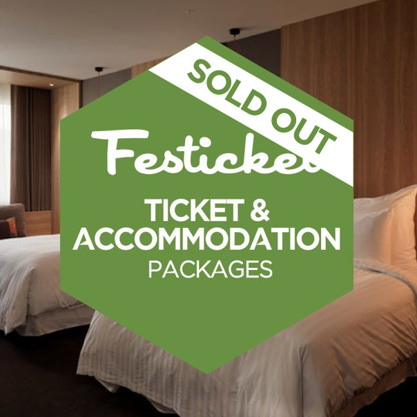 Festicket Ticket & Accommodation Packages