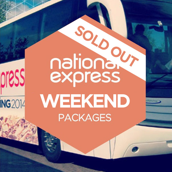 National Express Ticket & Travel Packages